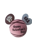 Disney Antenna Topper - Mickey Mouse - Valentine's Day