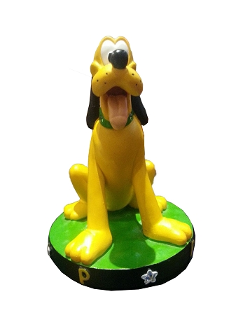 Disney Arribas Park Pals Figure - Collectable Character - Pluto