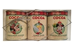 Disney Mickey's Really Creamy Cocoa - Flavored Holiday Cocoa - 3 Piece