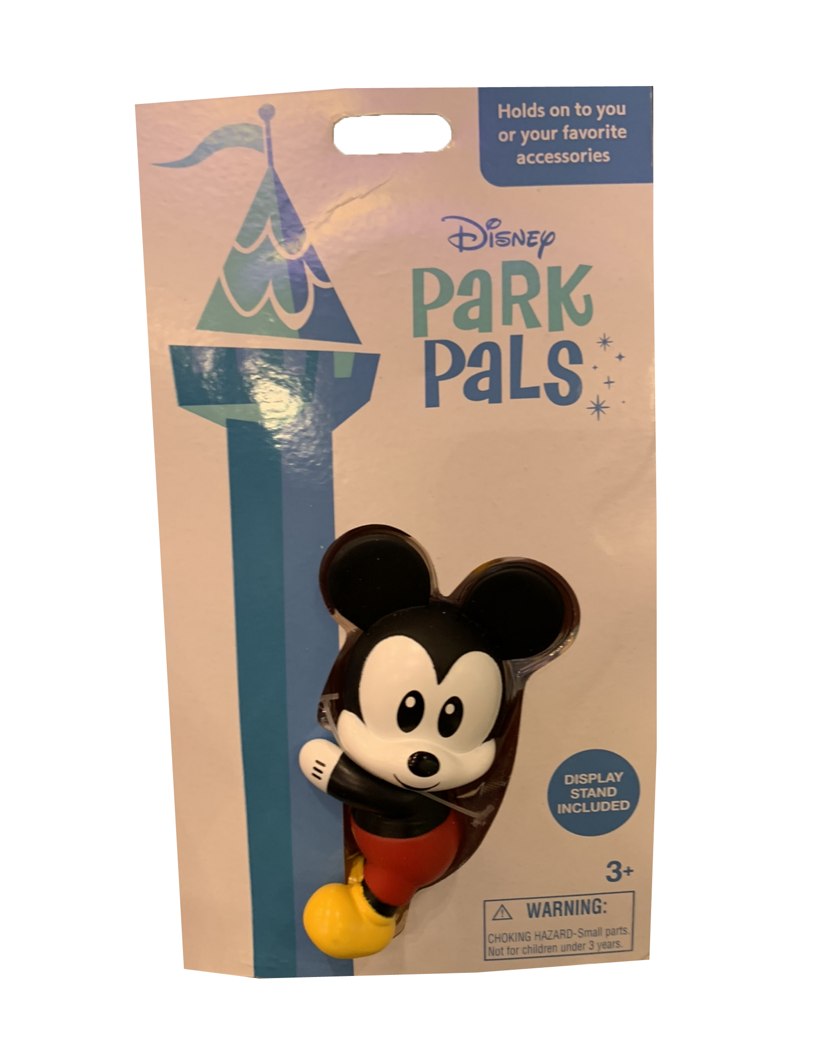 Disney Clip with Stand - Park Pals - Mickey Mouse