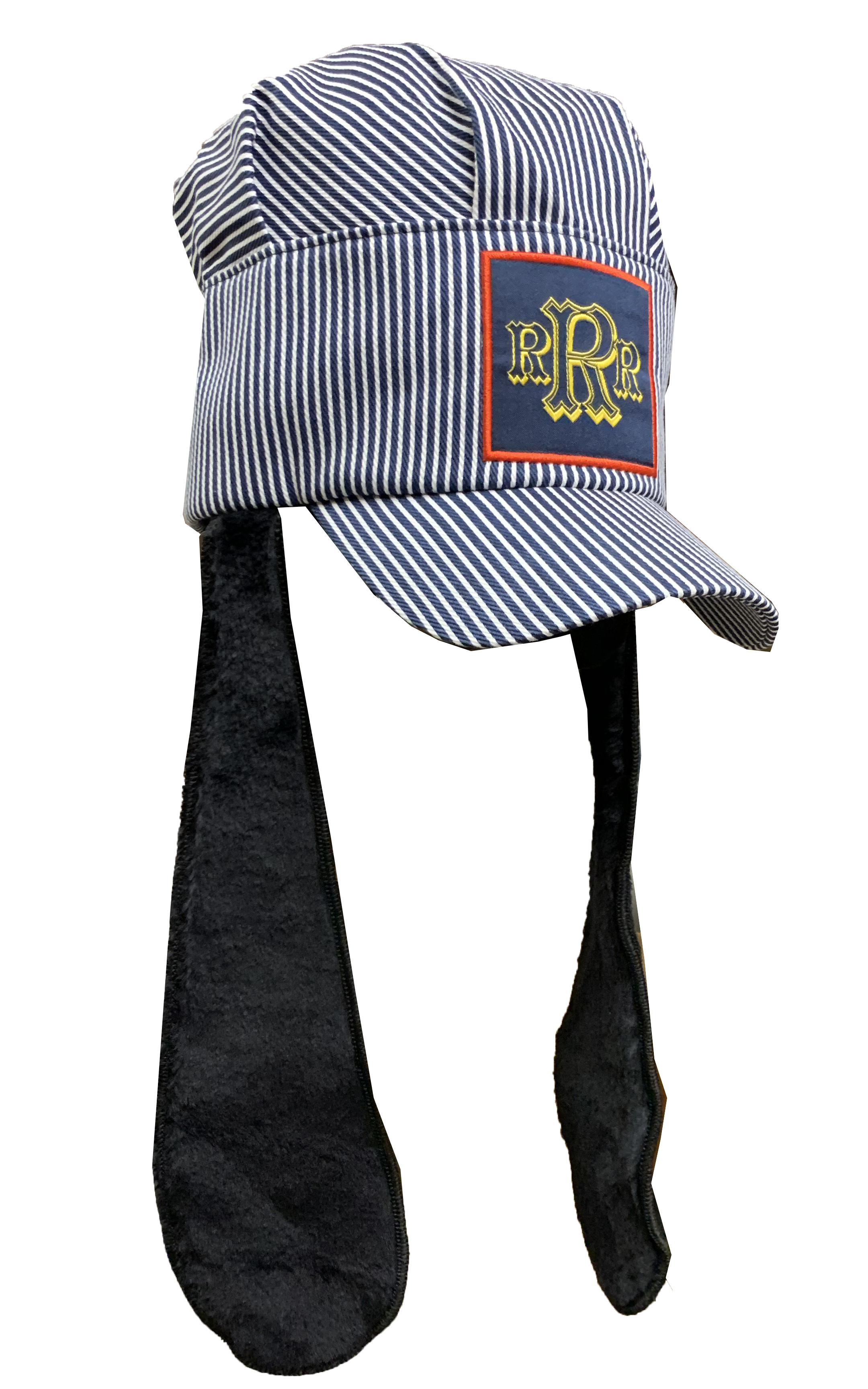 Disney Hat Conductor Cap Goofy Ears Runaway Railway