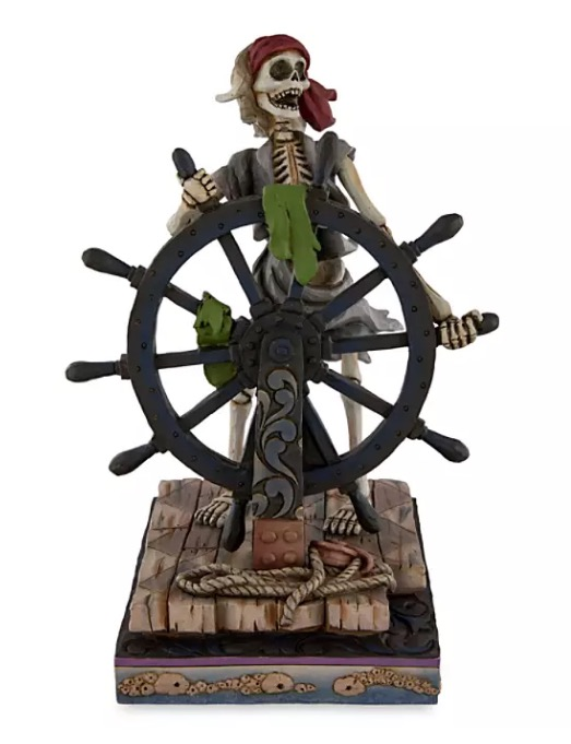 Disney Jim Shore Figurine - Pirates of the Caribbean Helmsman
