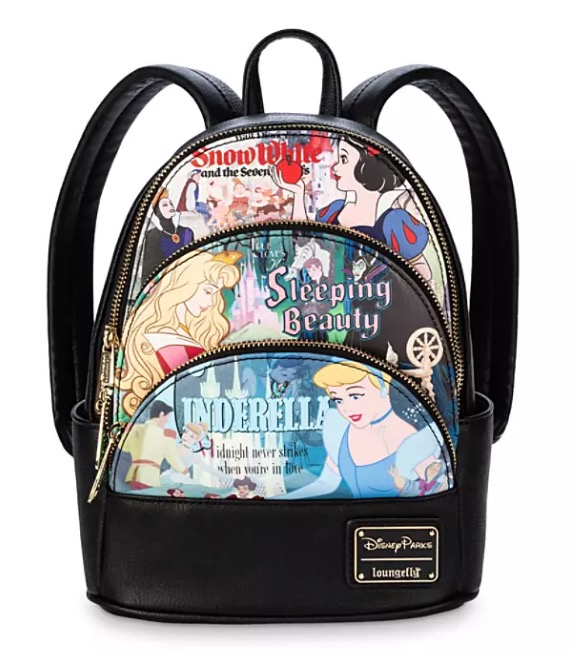 Disney Loungefly Backpack - Classic Disney Princesses