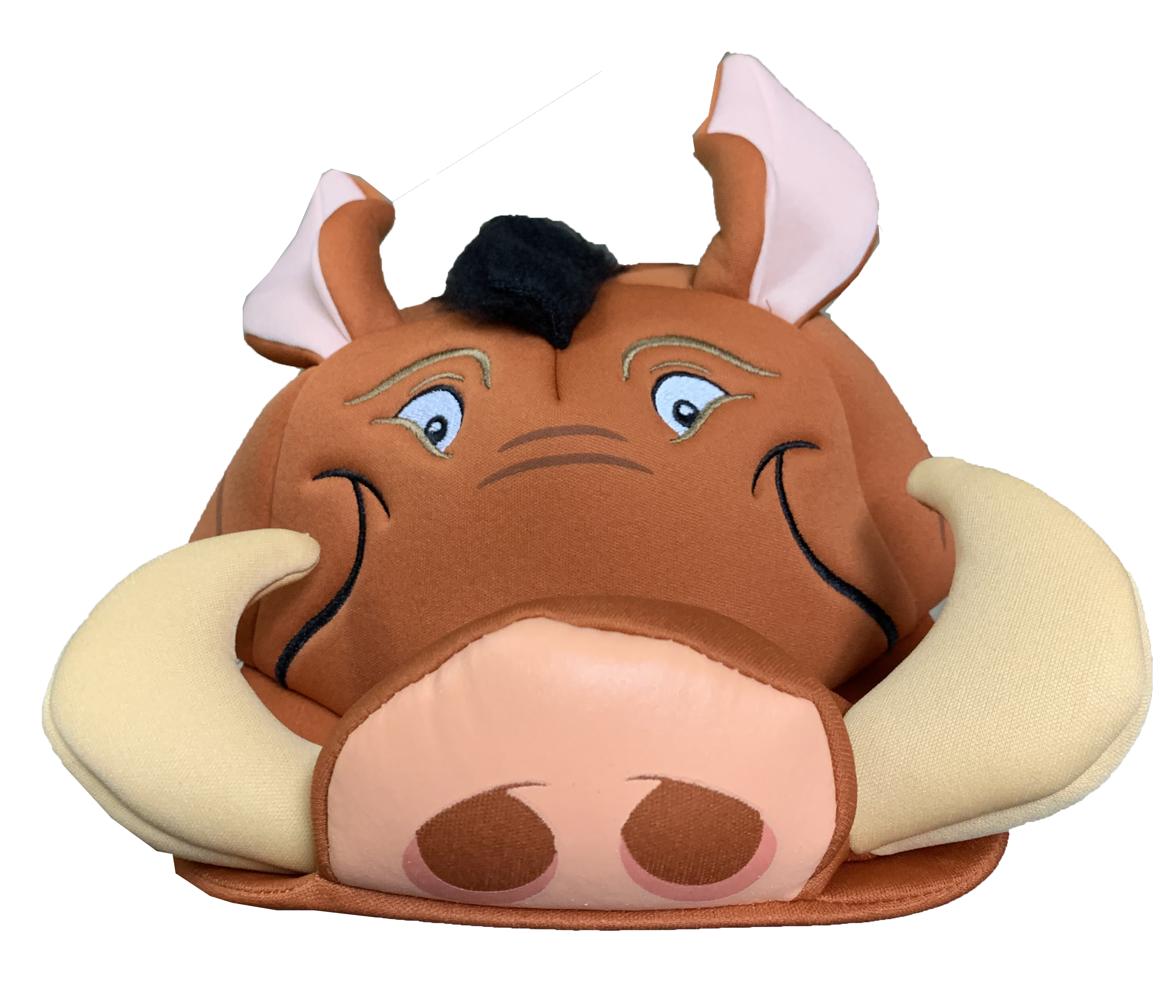Disney Foam Hat - Baseball Cap - Pumbaa