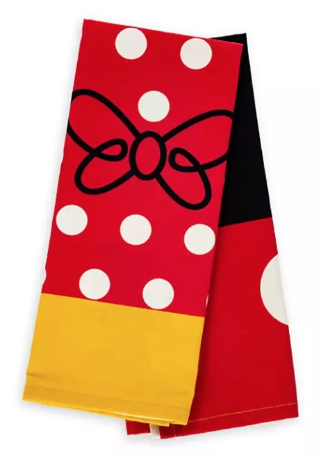 Disney Kitchen Towel Set - Mickey and Minnie - Mousewares