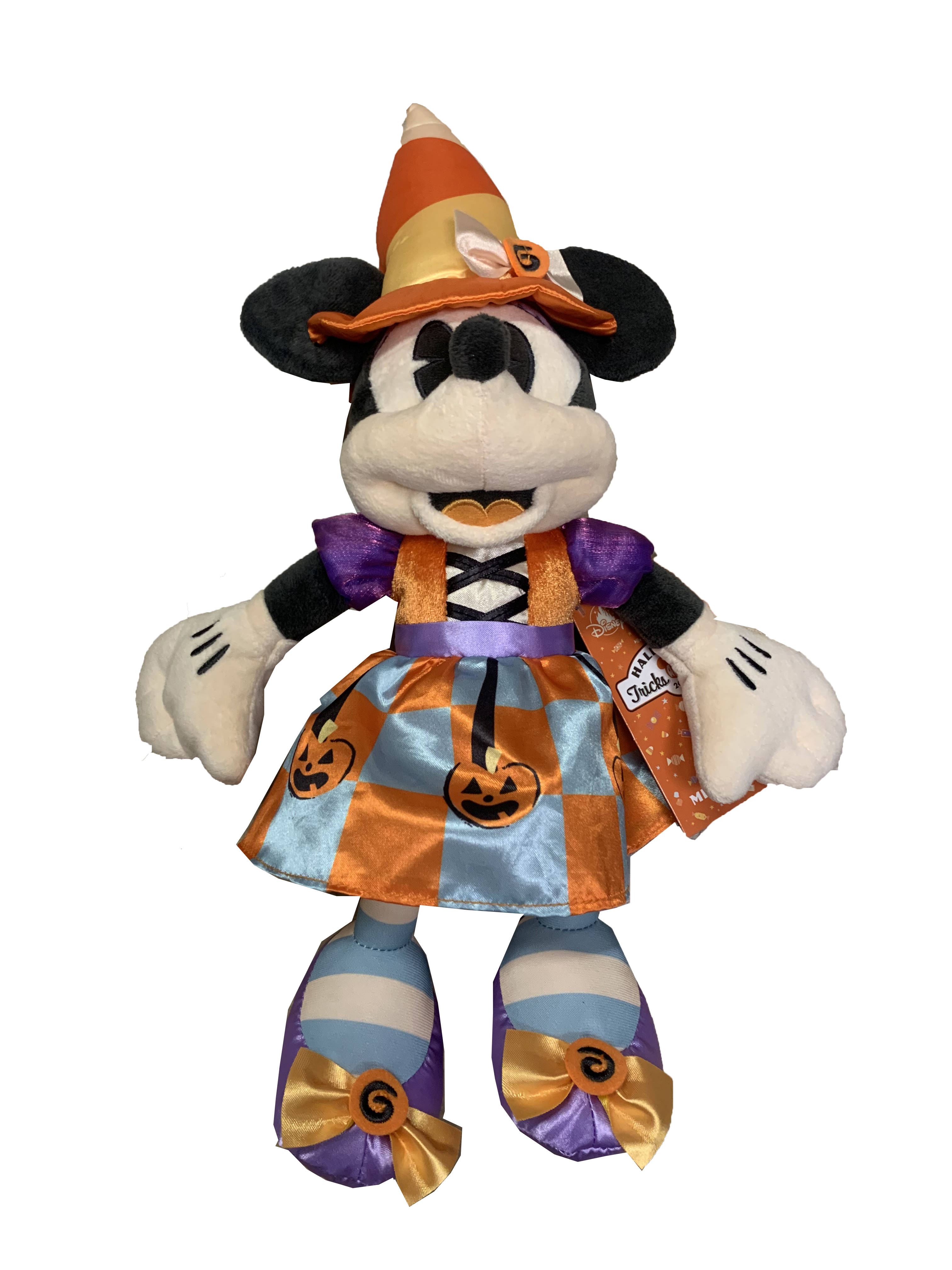Disney Plush - 2020 Halloween - Minnie Mouse Witch