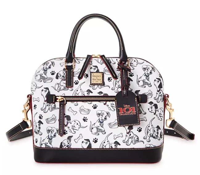 Disney Dooney & Bourke Bag - 101 Dalmatians - Satchel