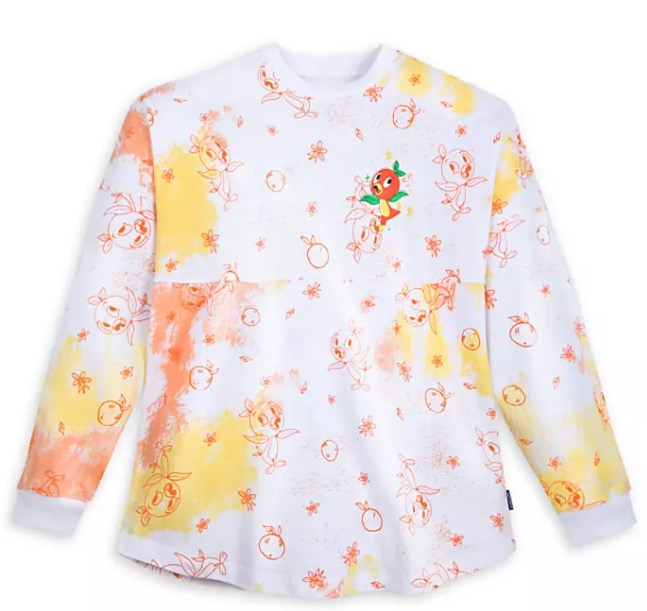 Disney Spirit Jersey for Adults - Orange Bird - Flower & Garden Festival 2021