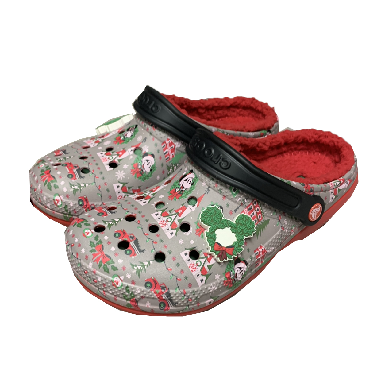 Disney Crocs for Adults - Holiday