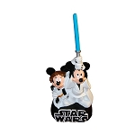 Disney Coin Bank - Star Wars Weekend - Princess Leia & Luke Skywalker