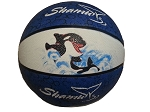 Sea World  Basketball - Shamu Whale