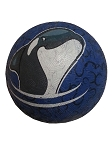 Sea World Playground Ball Set - Shamu Whale - Set of 2