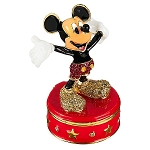 Disney Arribas Trinket Box - Mickey Mouse