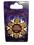Disney Holidays Resort Pin - 2014 Grand Floridian