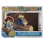 Disney Funko Pop Figure - Br'er Bear and Rabbit - Splash Mountain