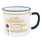 Disney Coffee Mug - Belle - Adventure in the Great Wide Somewhere