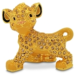 Disney Arribas Figurine - Simba - Jeweled