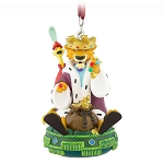 Disney Figural Christmas Ornament - Prince John and Sir Hiss