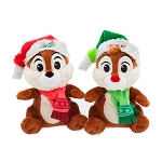 Disney Holiday Plush Set - Nordic Winter - Chip and Dale