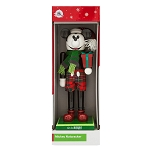 Disney Nutcracker Figure - Mickey Mouse with Gift - 14