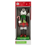 Disney Nutcracker Figure - Minnie Mouse with Candy Cane - 14