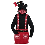 Disney Holiday Tunic for Women - Minnie Mouse Knitted Elf