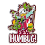 Disney Holiday Pin - Donald Duck - Bah Humbug