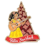 Disney Holiday Pin - Elena of Avalor - Feliz Navidad