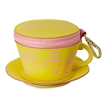 Disney Pouch Bag - Tea Cup - Alice in Wonderland
