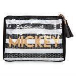 Disney Pouch Bag - Mickey The True Original - Sequined