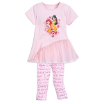 Disney Baby Shirt and Pants Set - Disney Princess - Autographs