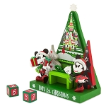 Disney Christmas Countdown Calendar - Mickey & Minnie - Nordic Winter