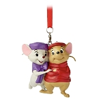 Disney Figural Christmas Ornament - Bernard and Bianca - Rescuers