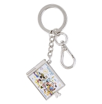 Disney Keychain - Autograph Book - Mickey and Friends