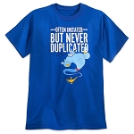 Disney T-Shirt for Adults - Genie - Often Imitated