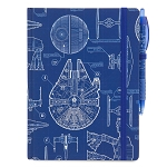 Disney Journal with Pen - Star Wars Blueprint