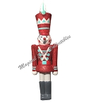 Disney Figure Ornament - It's a Small World Toy Soldier