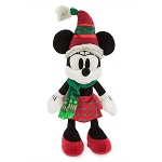 Disney Holiday Plush - Nordic Winter - Minnie Mouse - 11""