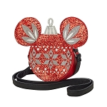 Disney Holiday Crossbody Bag - Mickey Mouse Ornament
