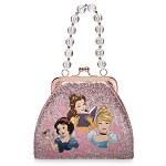 Disney Purse for Girls - Disney Princesses - Sparkle Pink