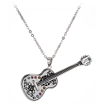 Disney Arribas Necklace - Pixar - Coco Guitar