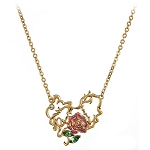 Disney Arribas Necklace - Beauty and the Beast