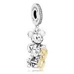 Disney Pandora Charm - Mickey Mouse 90th Anniversary