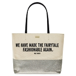 Disney Kate Spade Tote Bag - Fairytale Fashionable Again - Canvas