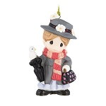 Disney Precious Moments Ornament - Mary Poppins
