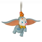 Disney Figure Christmas Ornament - Dumbo and Timothy Mouse