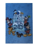 Disney Postcard - 2018 Mickey Mouse and Friends - Lenticular