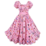 Disney Dress for Women - Disney Dogs - Pink
