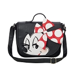 Disney Loungefly Crossbody Bag - Minnie Mouse with Bow