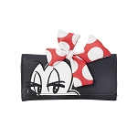 Disney Loungefly Wallet - Minnie Mouse with Bow